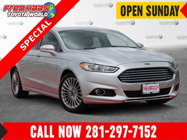 2014 Ford Fusion in Spring, TX