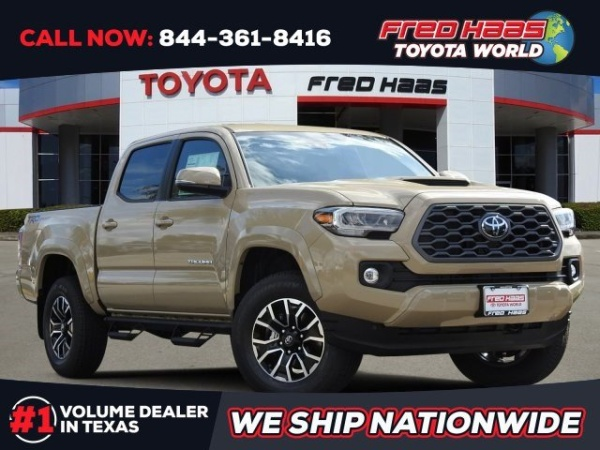 2020 Toyota Tacoma in Spring, TX