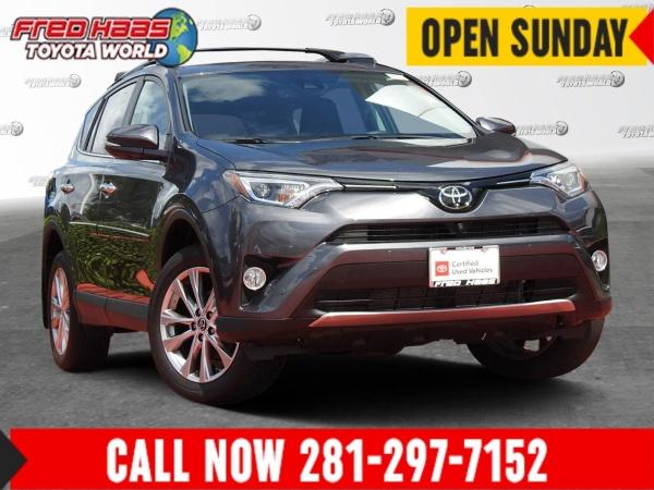 2018 Toyota RAV4 in Spring, TX