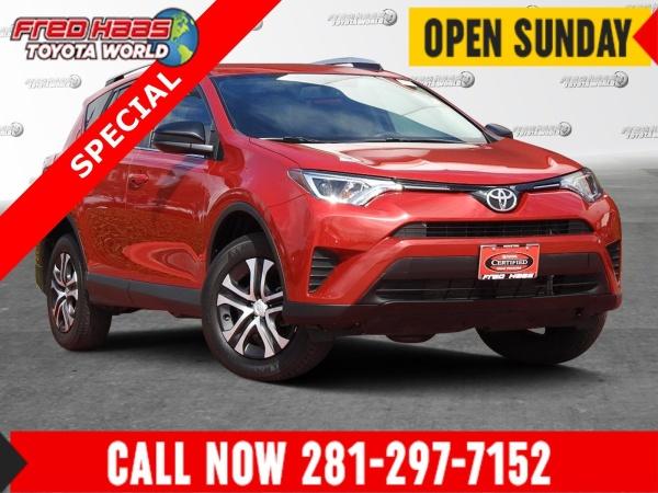 2016 Toyota RAV4 in Spring, TX