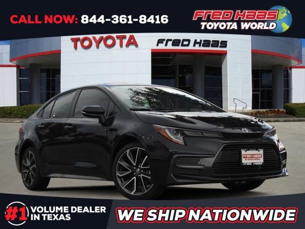 2020 Toyota Corolla in Spring, TX