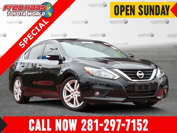2017 Nissan Altima in Spring, TX