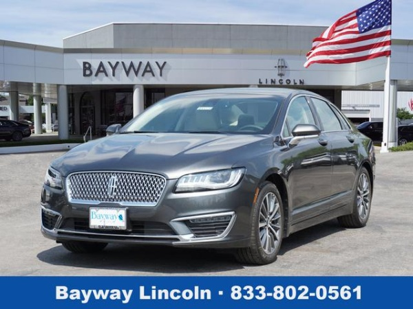 2020 Lincoln MKZ