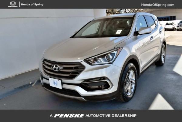2017 Hyundai Santa Fe Sport in Houston, TX