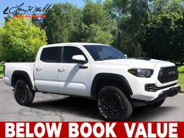 2017 Toyota Tacoma in Provo, UT