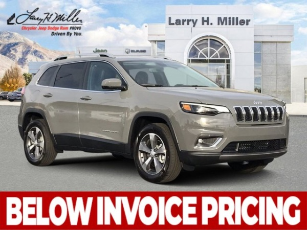 2019 Jeep Cherokee in Provo, UT