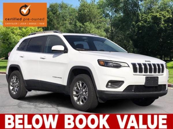 2019 Jeep Cherokee in Provo, UT