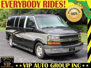 Used 2003 Chevrolet Express Cargo Vans For Sale Truecar