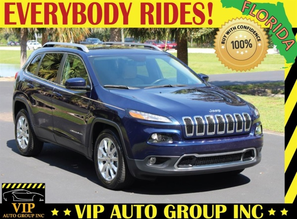 2015 Jeep Cherokee in Clearwater, FL