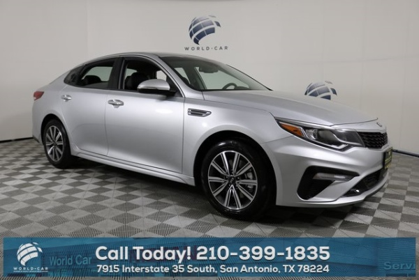 2020 Kia Optima in San Antonio, TX