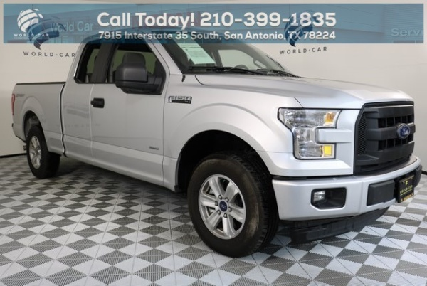 2017 Ford F-150 in San Antonio, TX