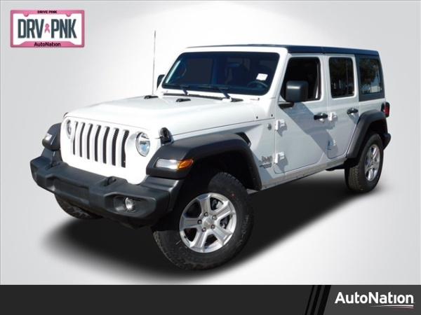 2020 Jeep Wrangler in Phoenix, AZ