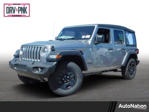 2019 Jeep Wrangler