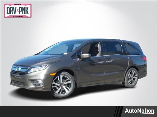 2020 Honda Odyssey in Tucson, AZ