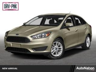 2016 Ford Focus S Sedan For In Tucson Az