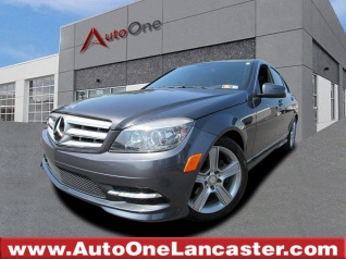 Used 2011 Mercedes Benz C Class C 300 4MATIC Sport Sedan For Sale In