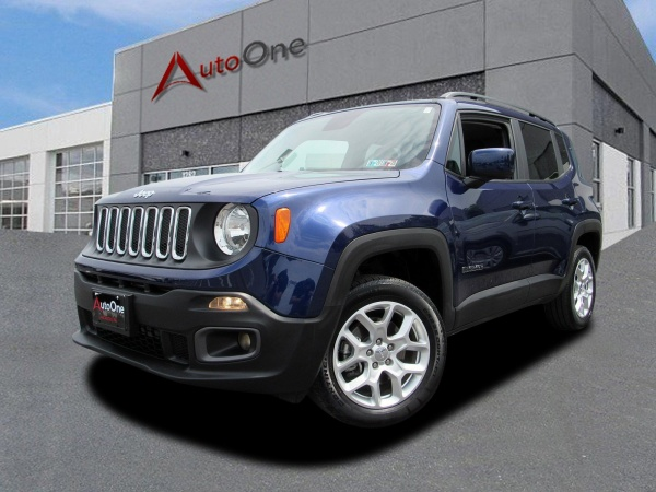 2017 Jeep Renegade in Lancaster, PA