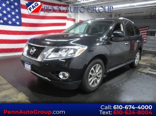 2017 Nissan Pathfinder Sv 4wd For In Allentown Pa