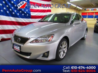 Used 2011 Lexus IS IS 250 Sedan AWD Automatic For Sale In Allentown, PA