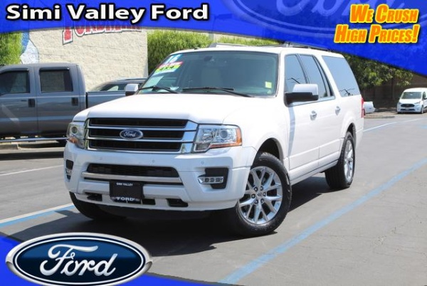 2016 Ford Expedition in Simi Valley, CA