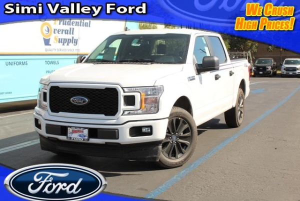 2020 Ford F-150 in Simi Valley, CA