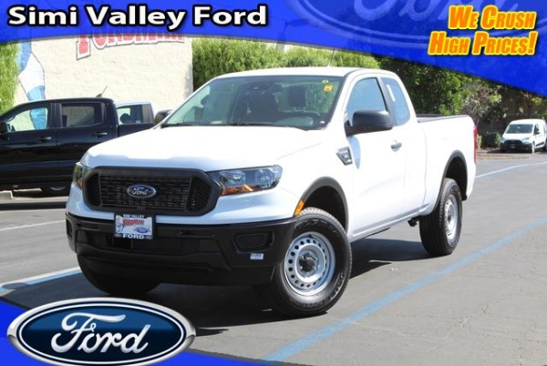 2019 Ford Ranger in Simi Valley, CA
