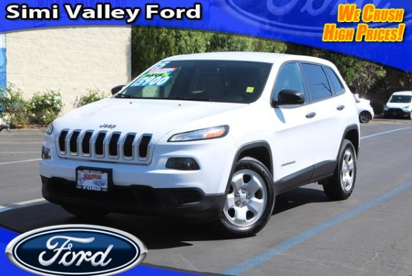 2015 Jeep Cherokee in Simi Valley, CA