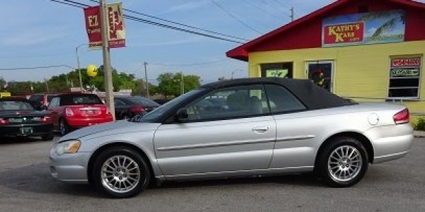 2004 chrysler sebring lxi convertible for sale in st petersburg fl truecar. Black Bedroom Furniture Sets. Home Design Ideas