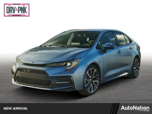 2020 Toyota Corolla SE