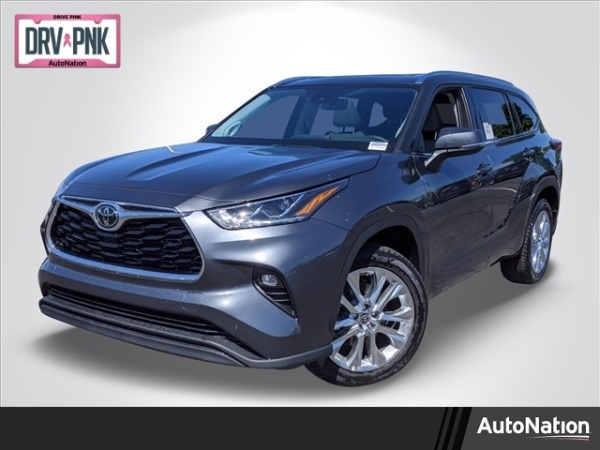2020 Toyota Highlander in Tempe, AZ