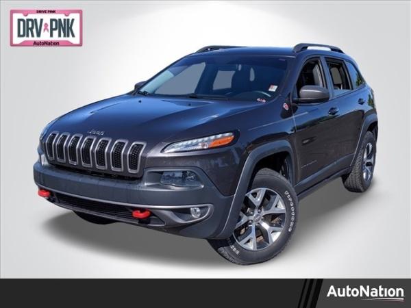 2015 Jeep Cherokee in Tempe, AZ
