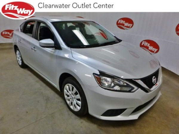 2017 Nissan Sentra in Clearwater, FL