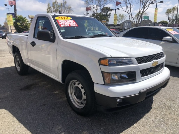 2012 Chevrolet Colorado in Lawndale, CA