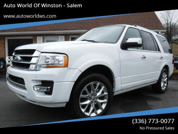 2017 Ford Expedition in Winston Salem, NC