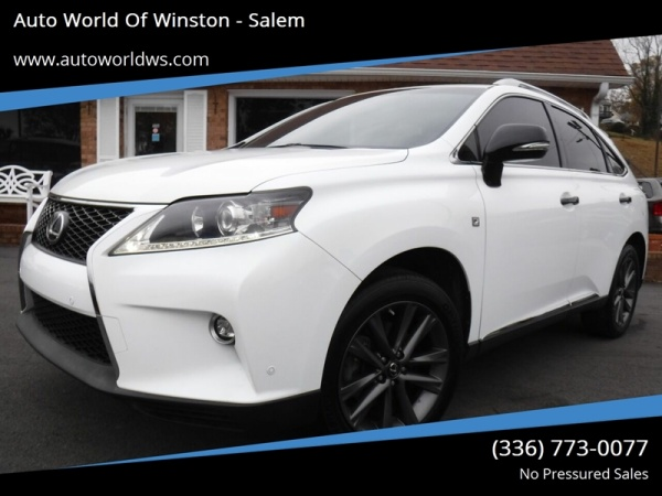 2015 Lexus RX 350 Crafted Line
