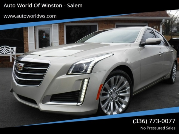 2016 Cadillac CTS in Winston Salem, NC