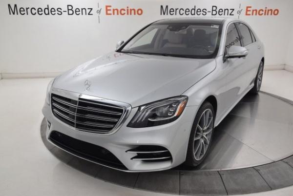 2019 Mercedes-Benz S S 560