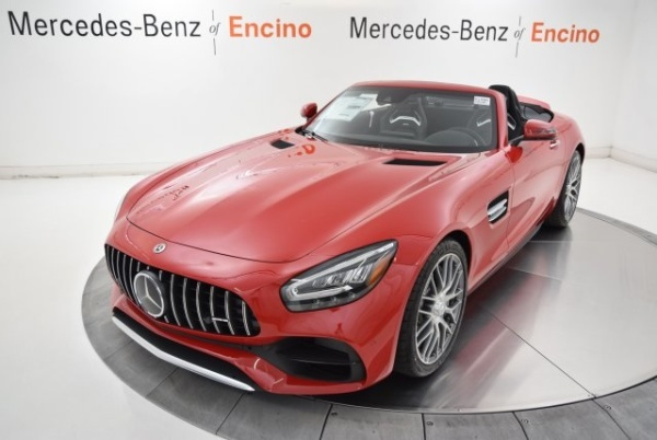 2020 Mercedes-Benz AMG GT in Encino, CA