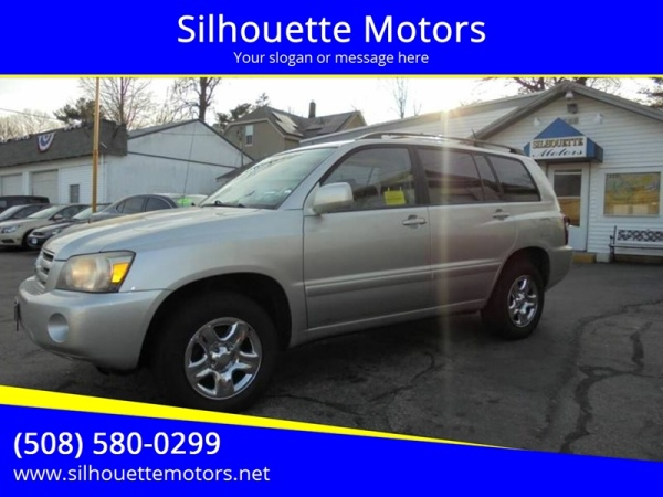 2007 Toyota Highlander in Brockton, MA