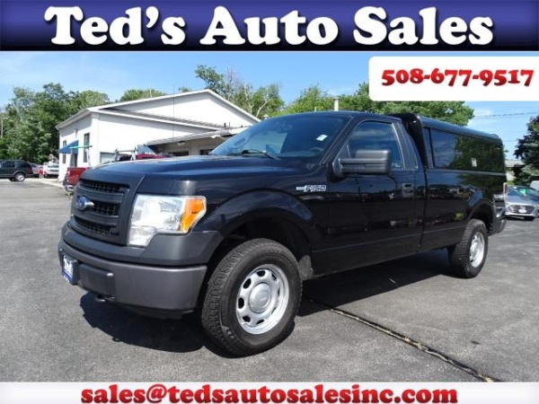 2014 Ford F-150 in Somerset, MA
