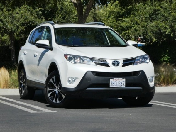 2015 Toyota RAV4 in Vista, CA