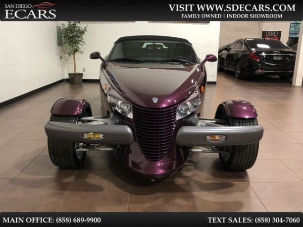 1999 Plymouth Prowler in San Diego, CA
