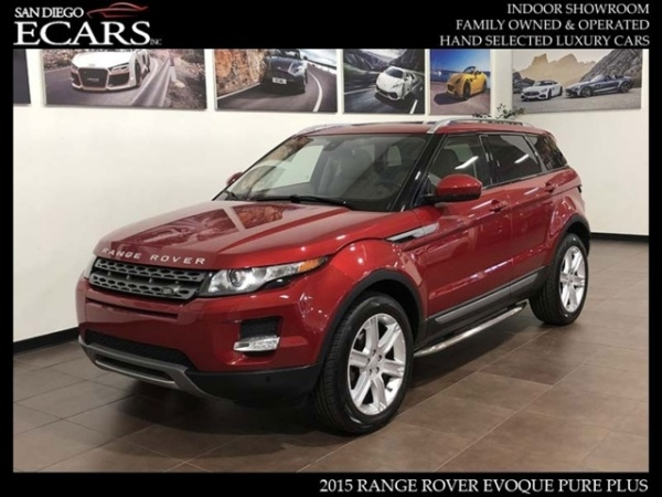 Used Land Rover Range Rover Evoque For Sale In San Diego Ca U S