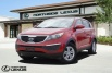 2011 Kia Sportage LX FWD Automatic for Sale in Spring, TX