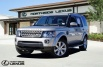2016 Land Rover LR4 HSE for Sale in Spring, TX