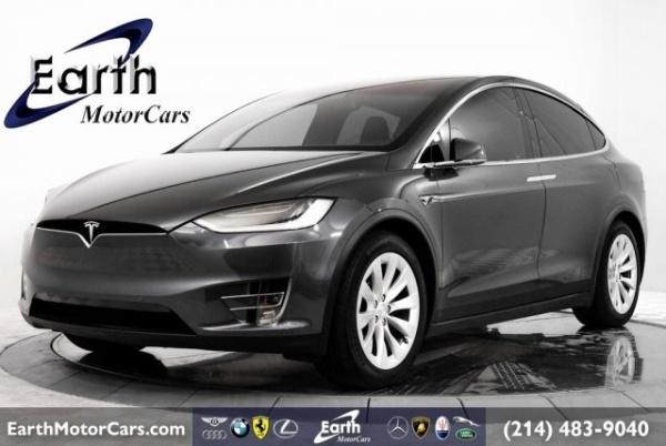 2018 Tesla Model X in Carrollton, TX