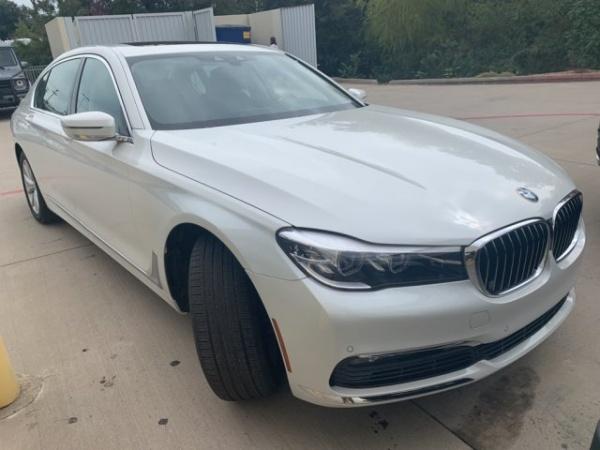 2018 BMW 7 Series in Carrollton, TX
