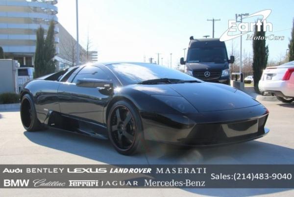 Used Lamborghini Murcielago For Sale U S News World Report