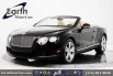 2013 Bentley Continental GT W12 Convertible for Sale in Carrollton, TX
