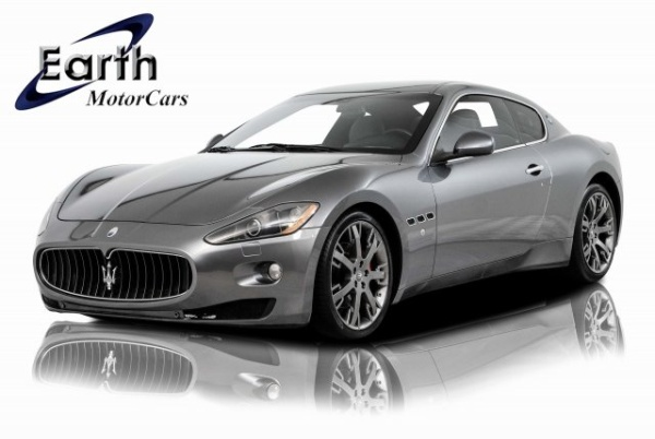 2008 Maserati GranTurismo Base